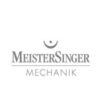 Firmenlogo von Meistersinger mechanische Uhren, Uhrenmanufaktur